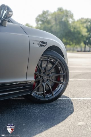 Bentley Continental GT Supersports Concave Wheels