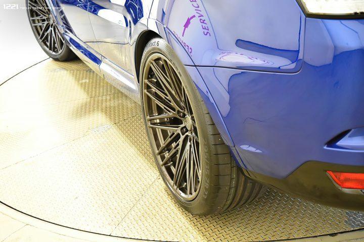 Range Rover Sport SVR Modular Forged Wheels