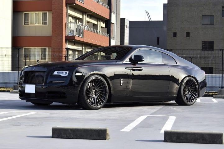 Rolls Royce Wraith Forged Wheels
