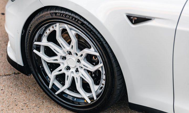Tesla Model S Forged Wheels