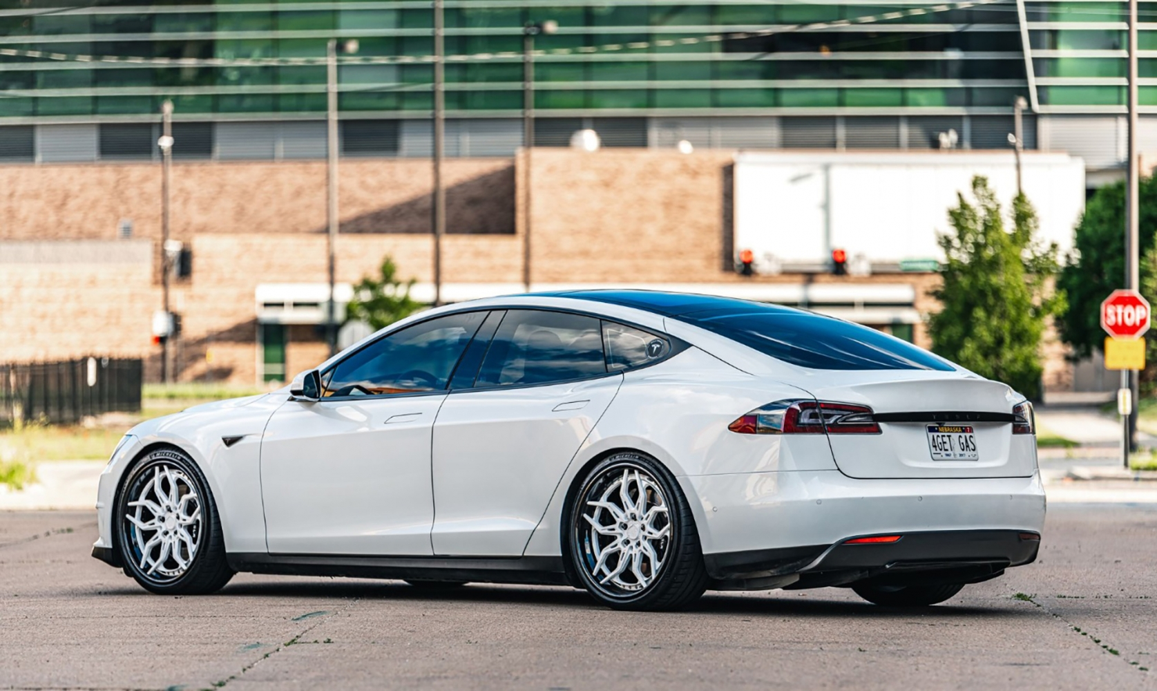Tesla Model S Forged Wheels