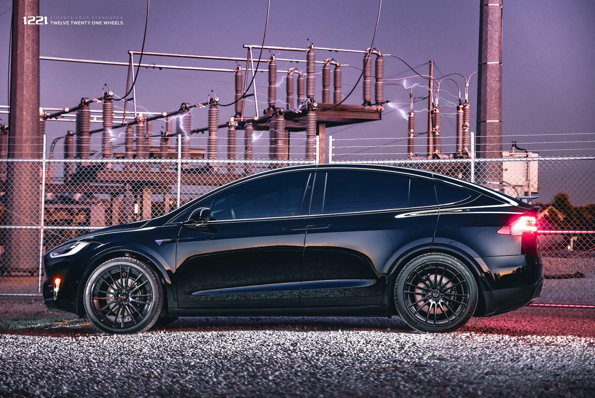 1221 Wheels Tesla Model X Suv 1441 Ap2 Apex3 0