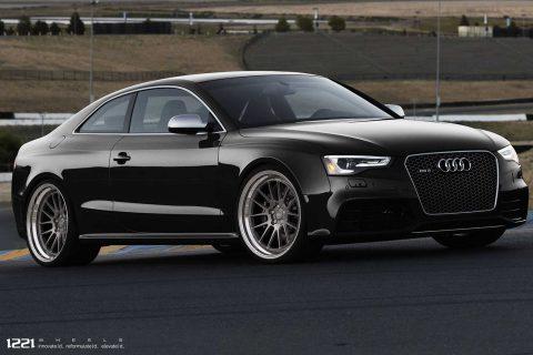 Audi RS5 Quattro Custom Wheels