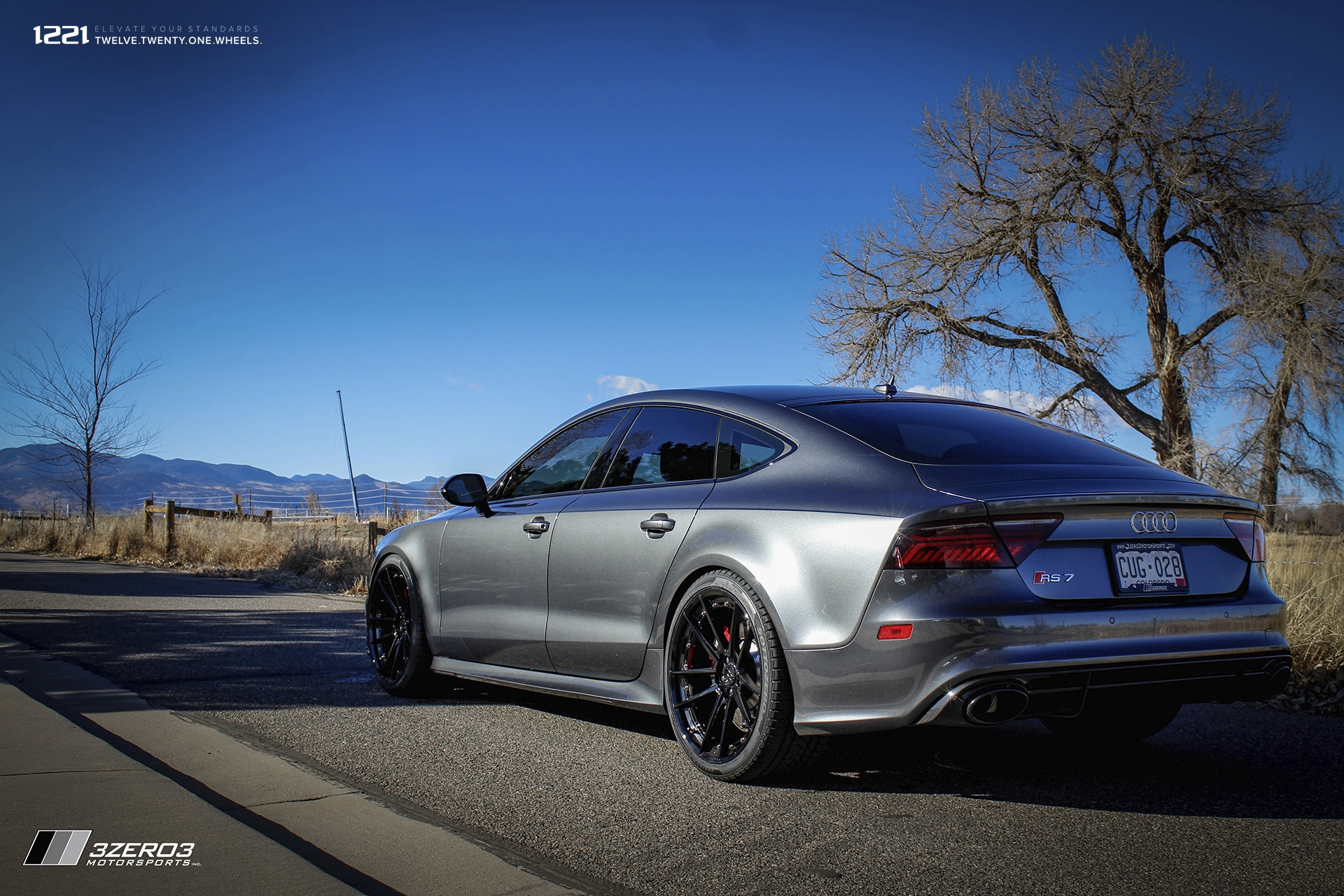 Audi RS7 4G Concave