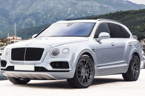 Bentley Bentayga Custom Wheels