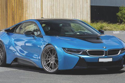 BMW i20 i8 Coupe Custom Wheels