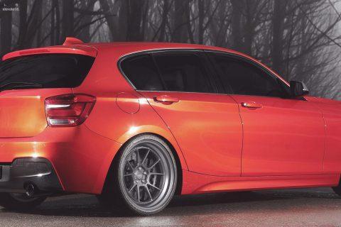 BMW M135i Custom Wheels