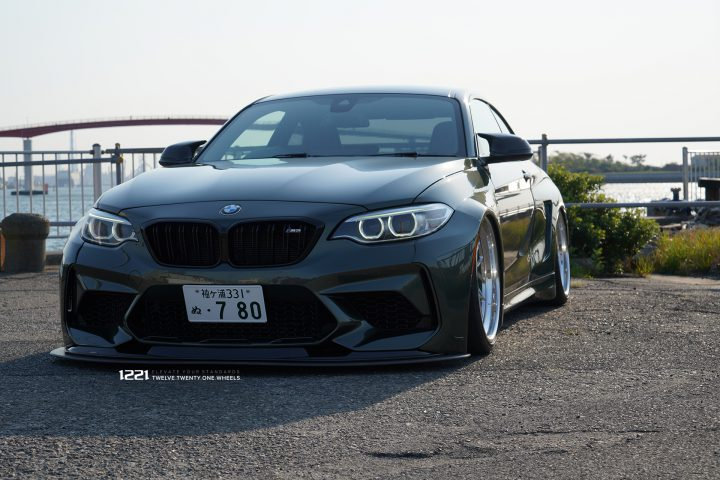 BMW M2 Coupe Forged Concave Wheels