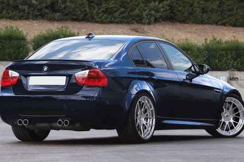 BMW E90 M3 V8 Custom Wheels