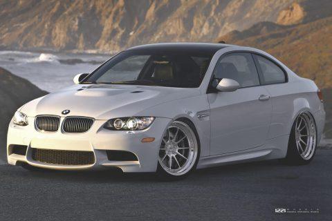 BMW E92 M3 V8 Custom Wheels