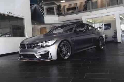 BMW F82 M4 GTS Custom Wheels