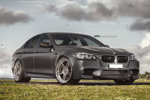 BMW F10 M5 V8 Custom Wheels