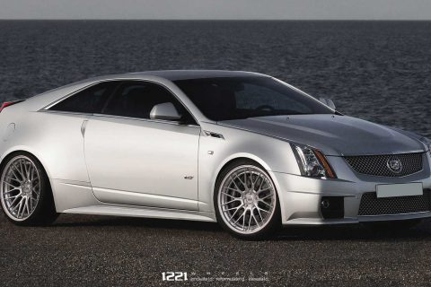 Cadillac CTSV Coupe Custom Wheels