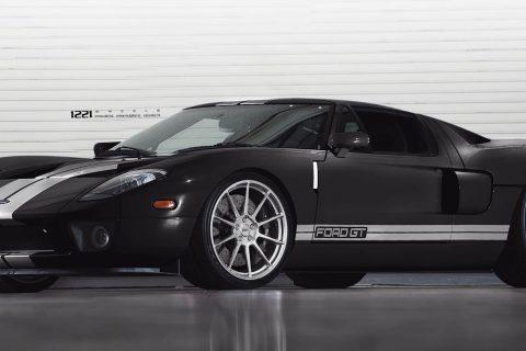 Ford GT Custom Wheels