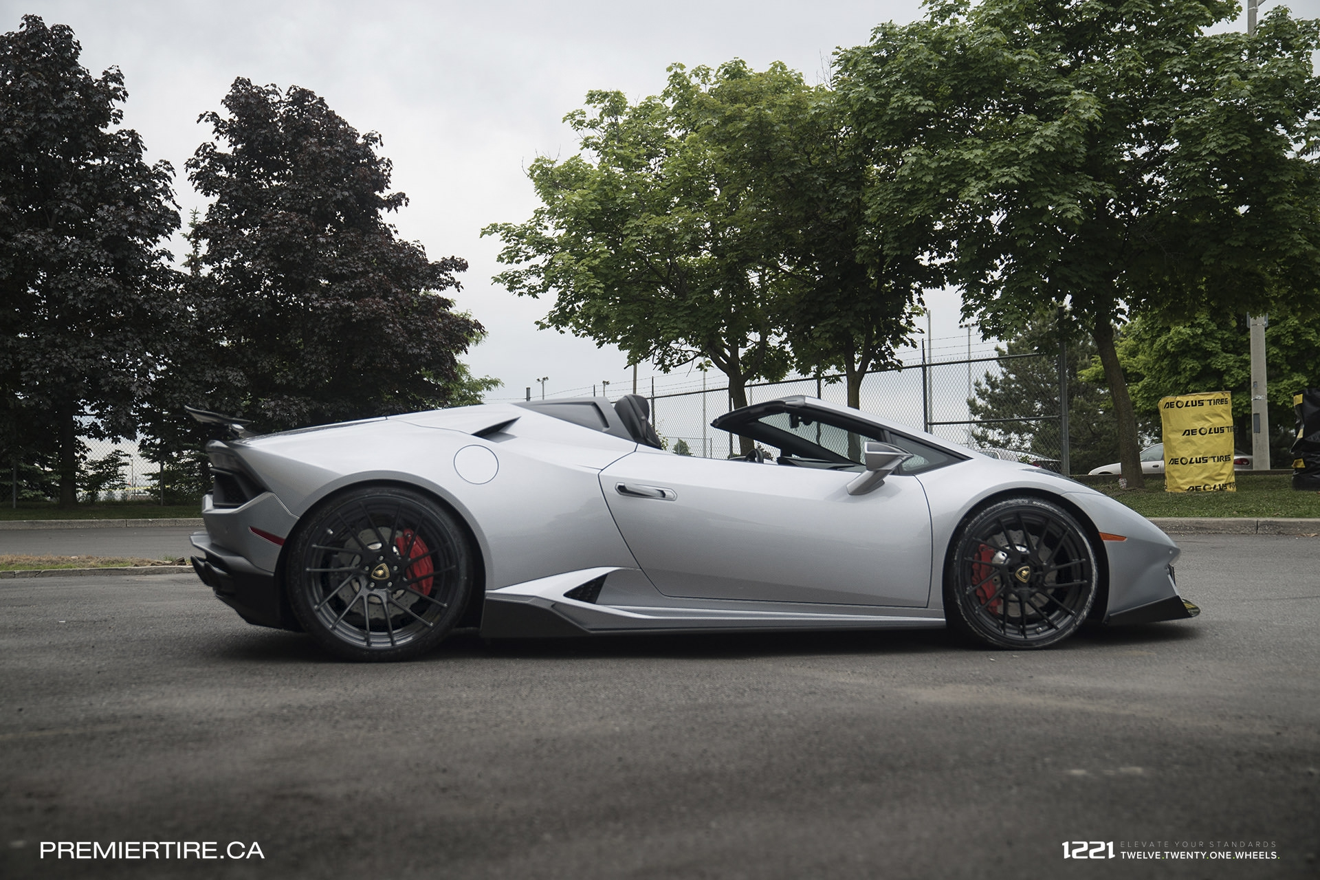 Lamborghini Huracan LP610 Forged Rotational Wheels