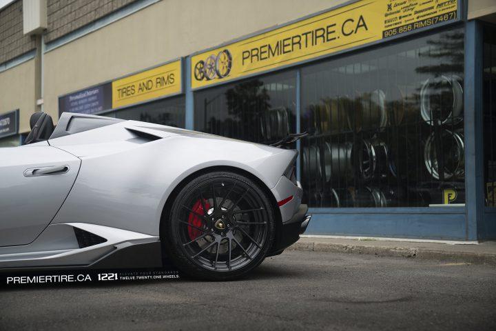 Lamborghini Huracan LP610 Forged Rotational Wheels