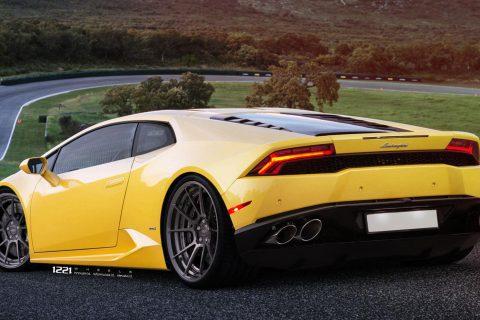 Lamborghini Huracan Performante LP610 Custom Wheels