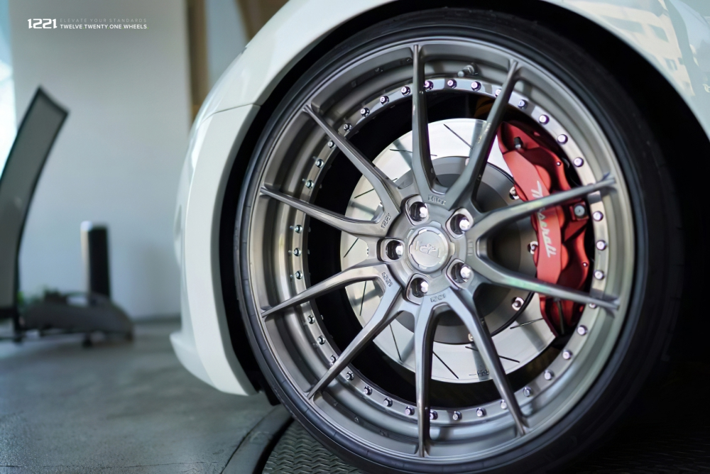 Maserati GT Granturismo Cabriolet Forged Concave Wheels