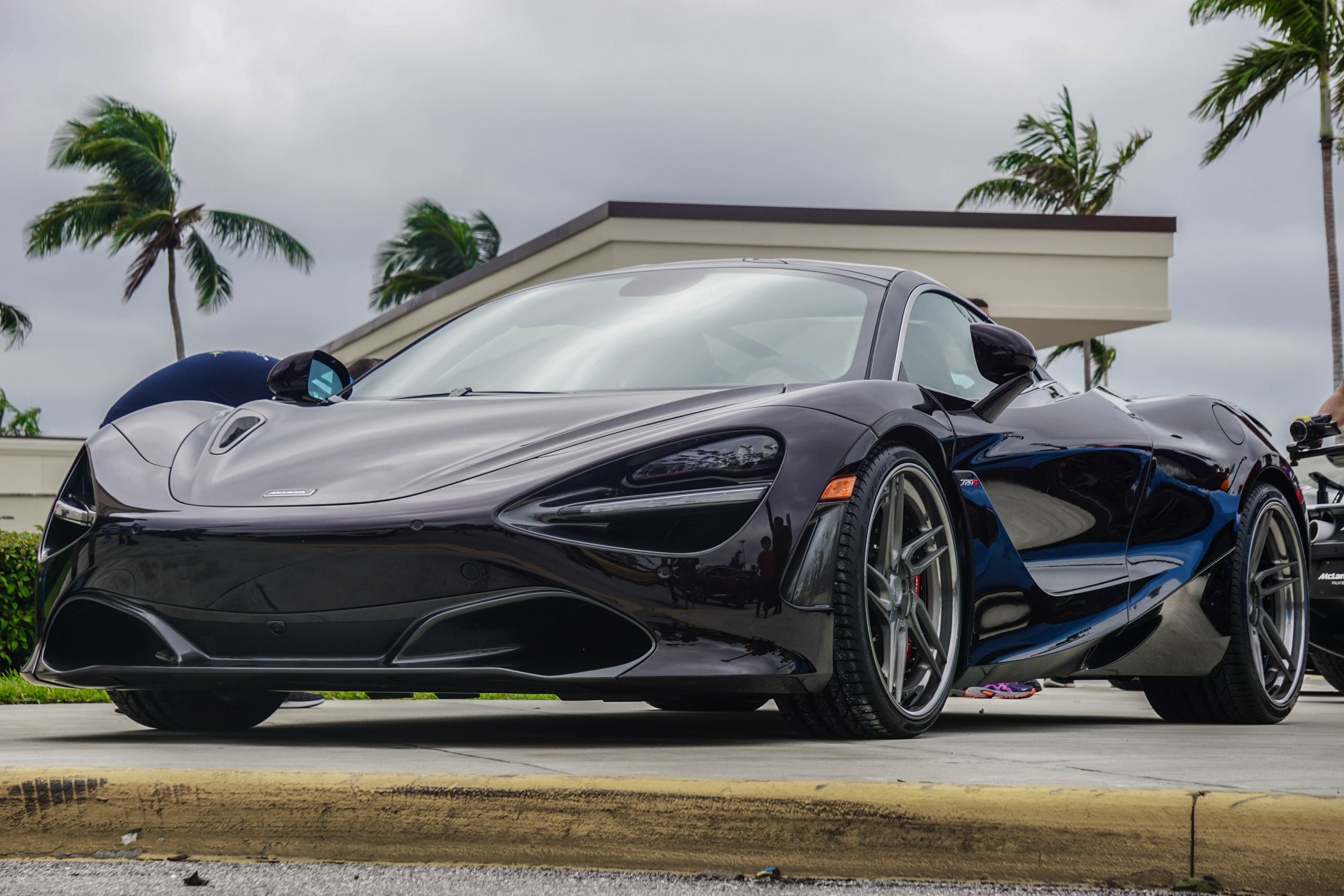 Mclaren 720s Forged Rotational Concave Wheels
