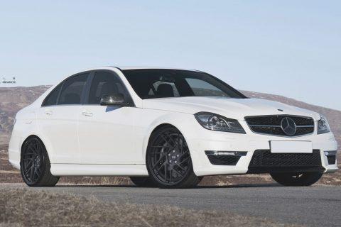 Mercedes-Benz c63 AMG Custom Wheels