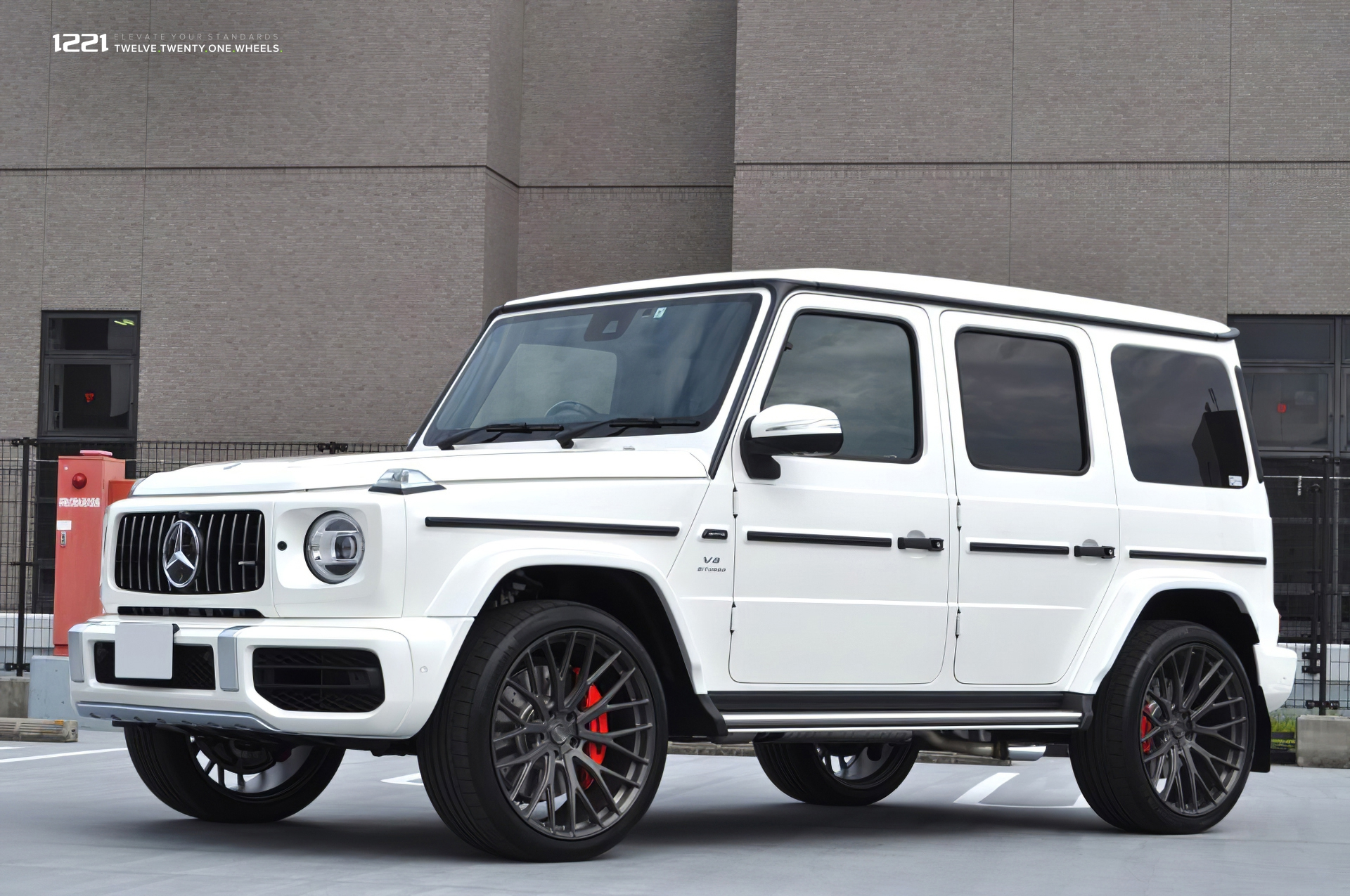 Mercedes-Benz G63 AMG Wagon Forged Concave Wheels