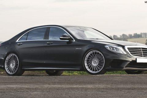 Mercedes-Benz S63 AMG Custom Wheels