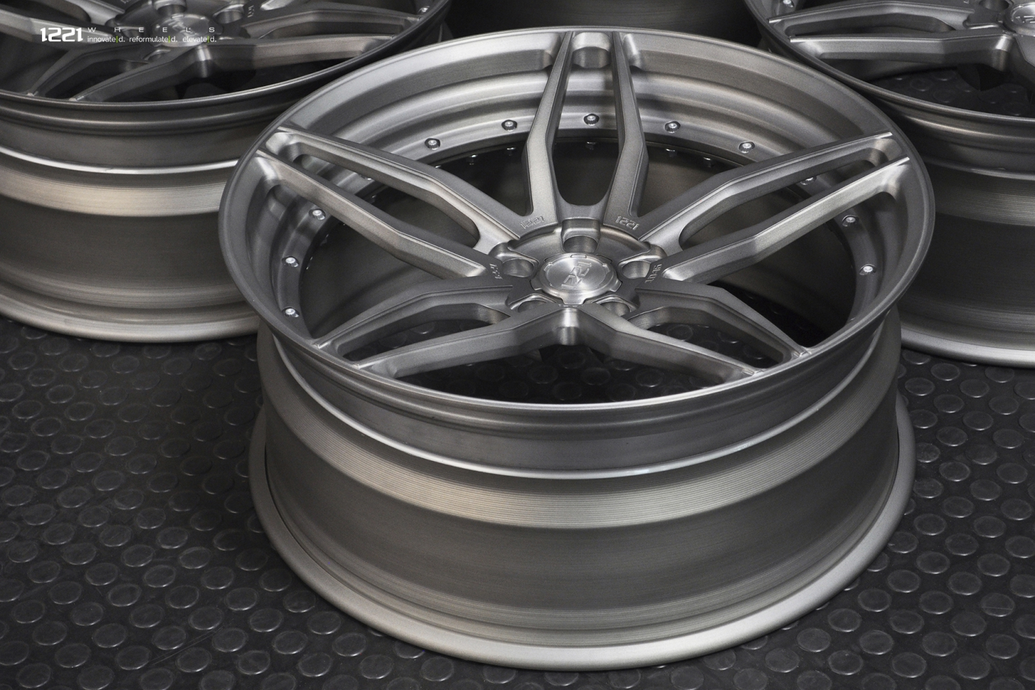 Custom Concave Forged Wheels
