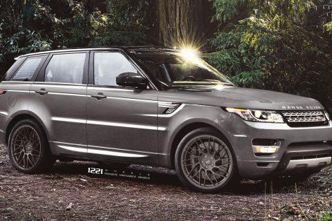 Land Rover Range Rover Sport Custom Wheels